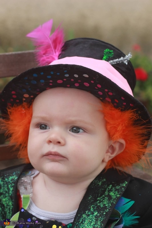 the mad hatter, Mad Hatter Baby Costume