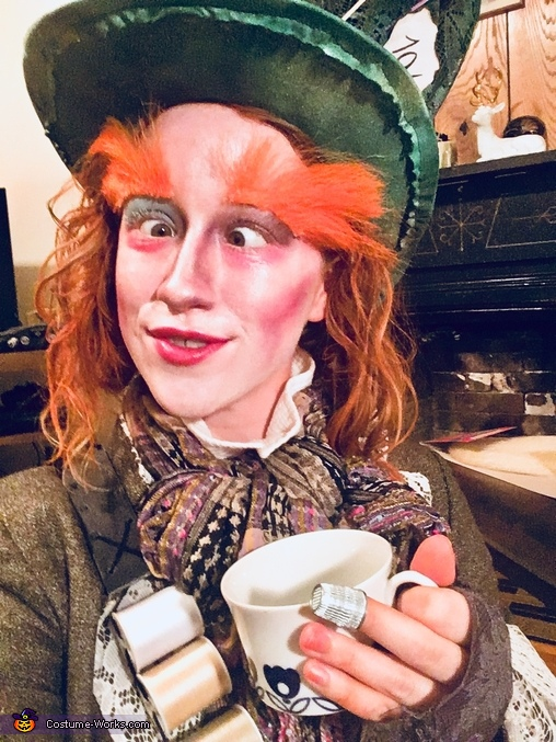 Madhatter, Mad Hatter from Alice in Wonderland Costume