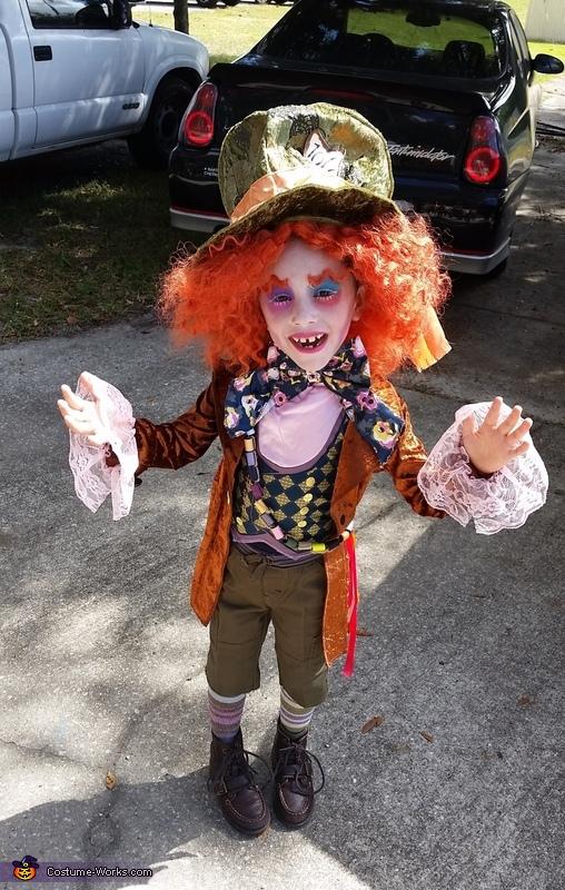 Mad Hatter Johnny Depp Version Costume Coolest Diy Costumes