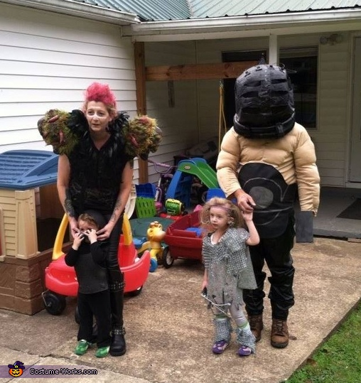 Mad Max Family Costume