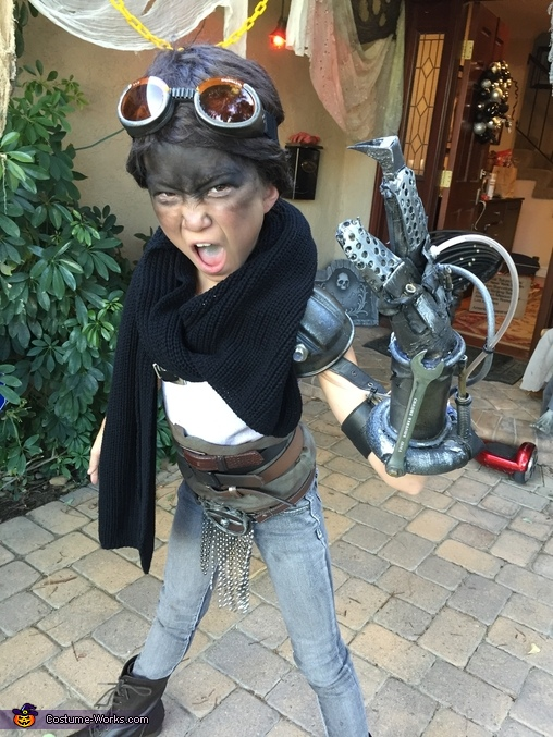 Mad Max Furiosa Costume