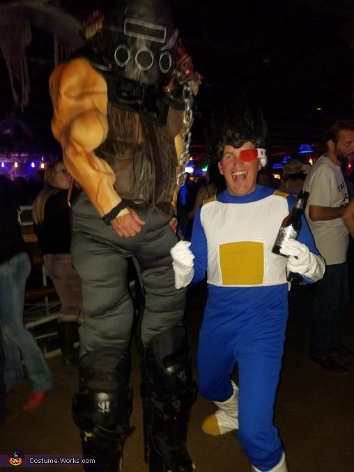 Mad Max Master Blaster Homemade Costume