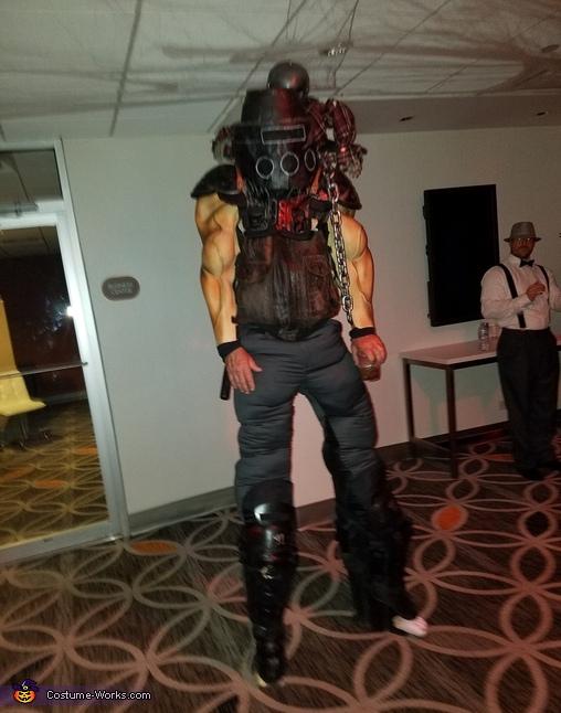 Mad Max Master Blaster Costume