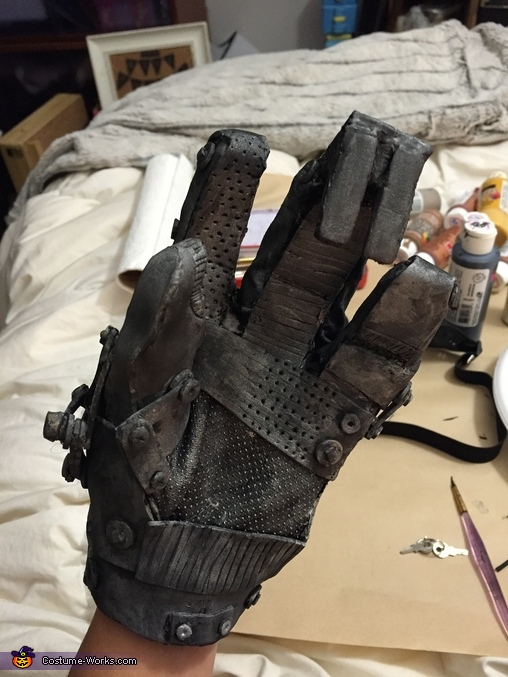 Mad Max & Imperator Furiosa Homemade Costume