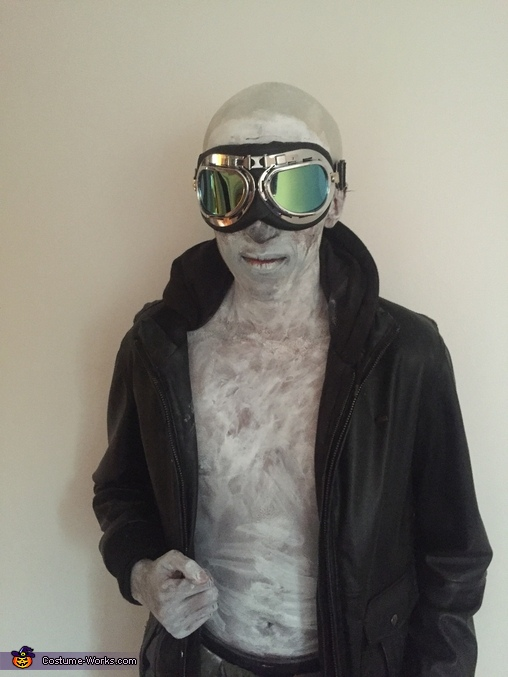 Mad Max War Boy Homemade Costume