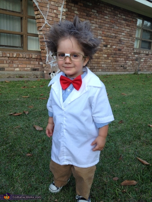 Mad Scientist, Mad Scientist Costume
