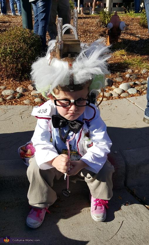 Mad Scientist Frank N Stein Costume