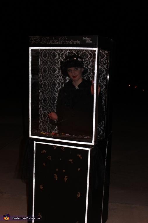Madam Mysteria Fortune Teller Homemade Costume