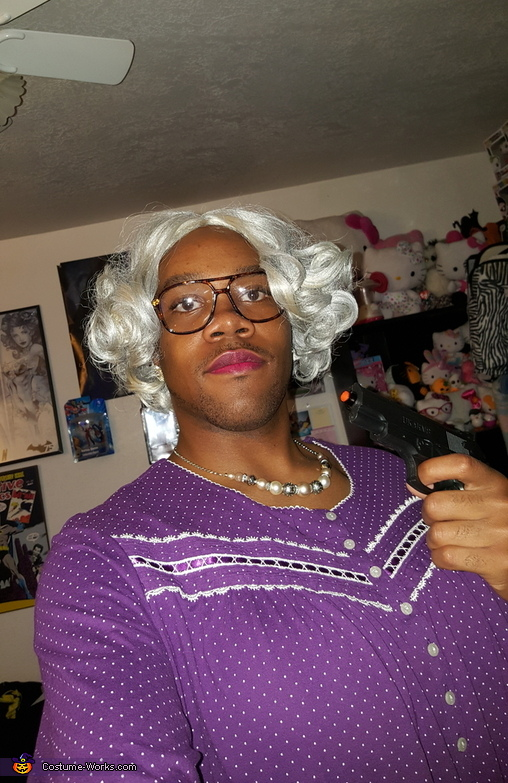 Say somethin' one Mo Time!!, Madea Costume