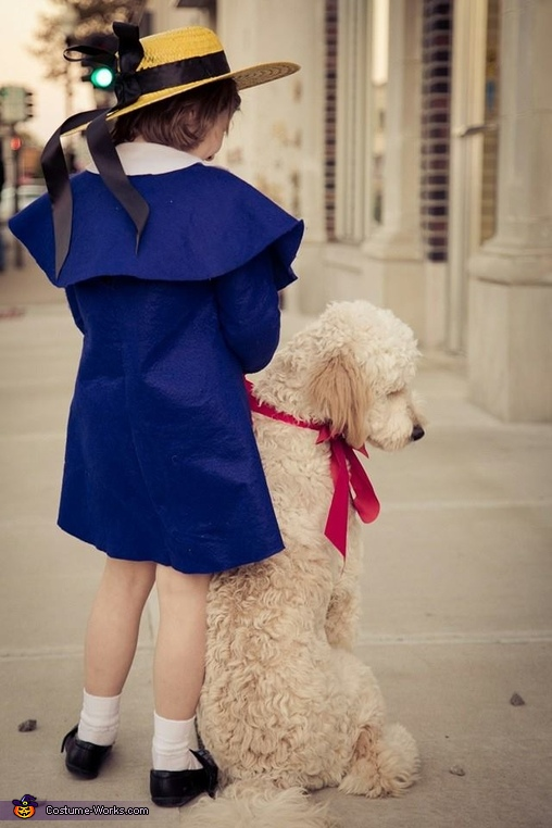 'A Girl and Her Dog', Madeline Costume