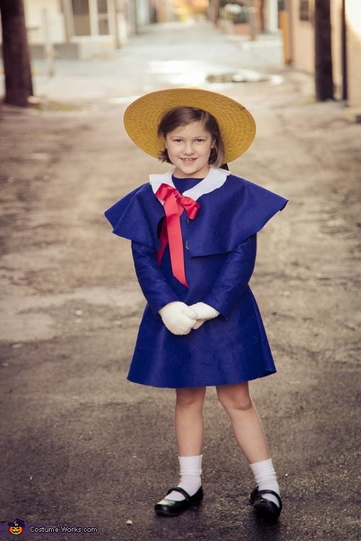 'Madeline', Madeline Costume