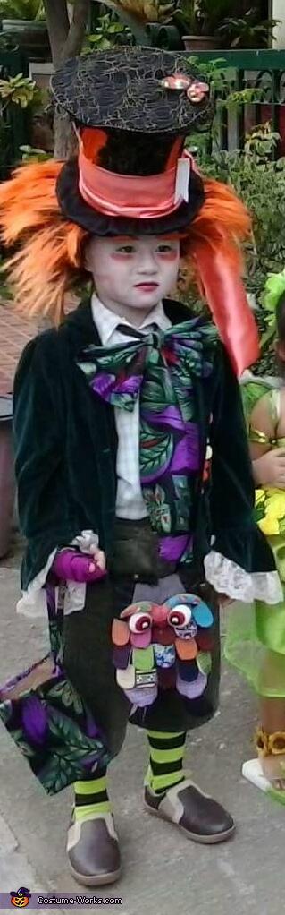 Madhatter Costume