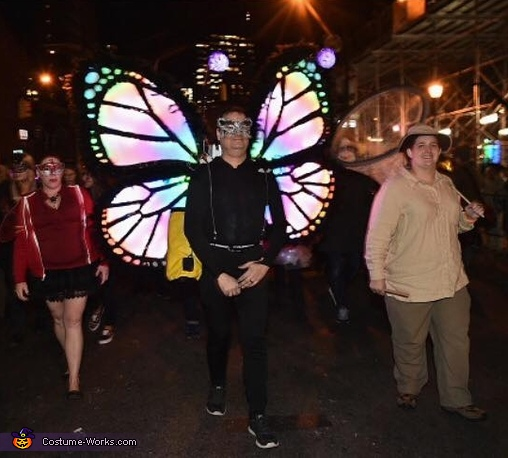 Magic Butterfly Costume