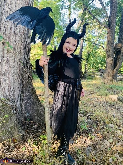 Evil Laugh, Maleficent Costume