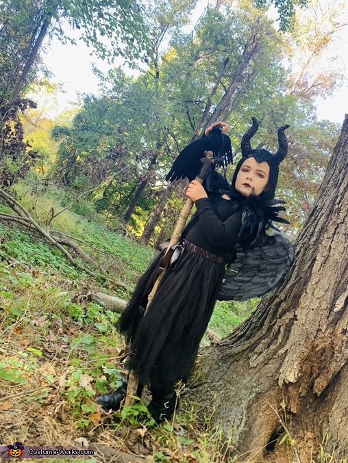 Love of Ravens, Maleficent Costume