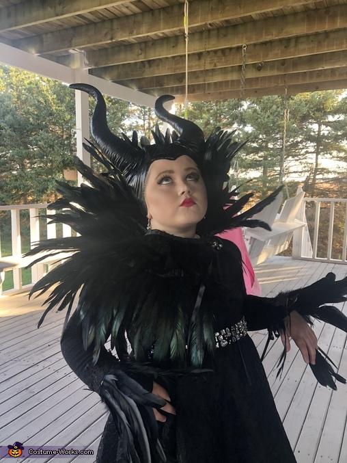 Maleficent#2, Maleficent Costume