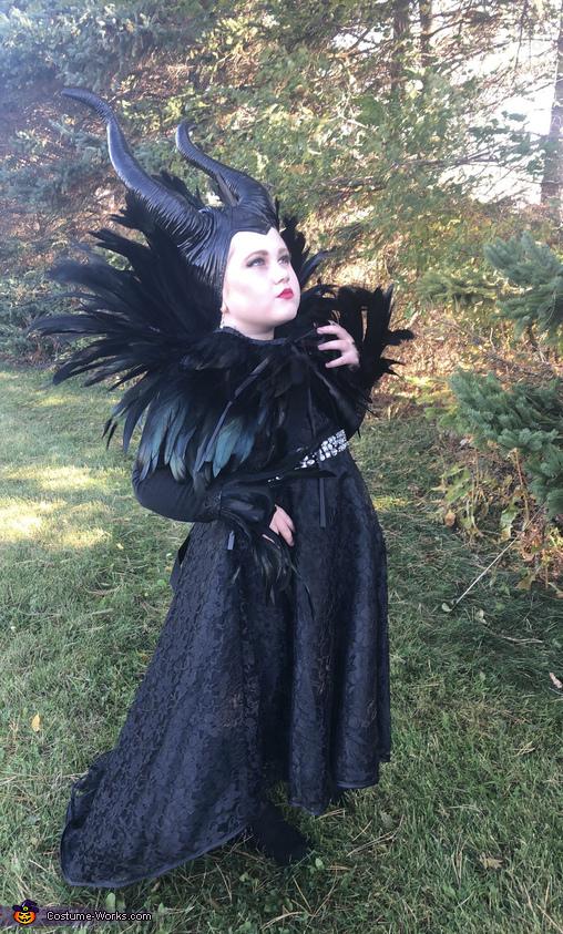 Maleficent#3, Maleficent Costume
