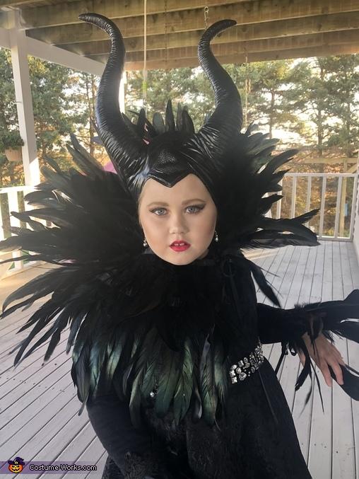 Maleficent #4, Maleficent Costume