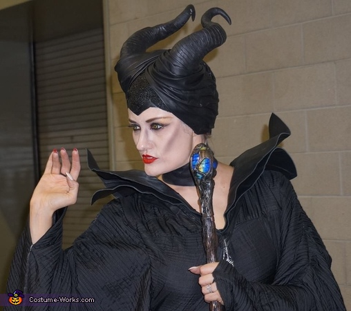 Maleficent Costume 2014 Photo 4 8
