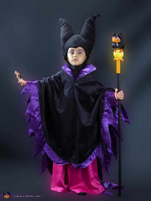 Maleficent Fantasy Costume