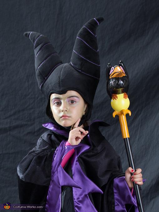 Maleficent, Maleficent Fantasy Costume