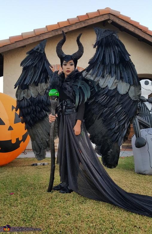 Maleficent Girl S Costume