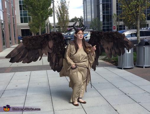 Maleficent Women S Halloween Costume Photo 6 6
