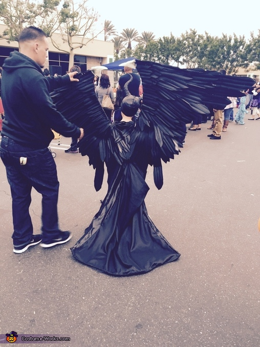 Coolest Maleficent Costume