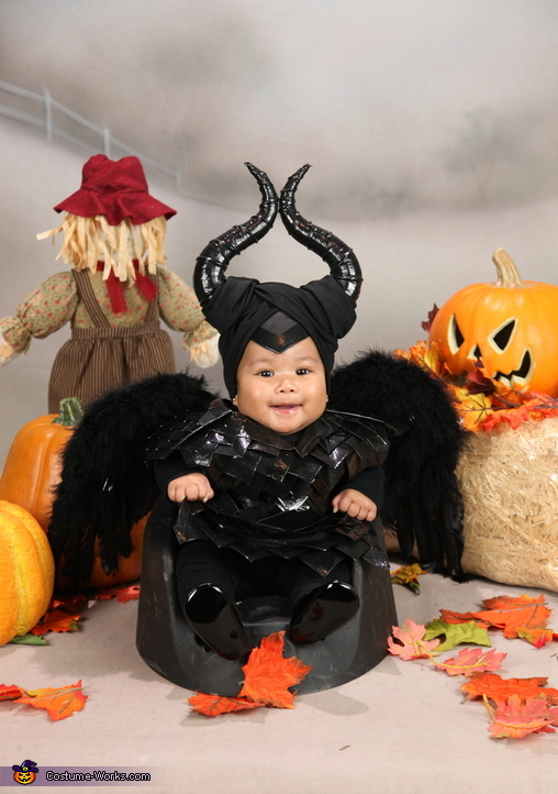 Maleficent Baby Costume