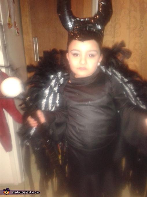 Disney's Maleficent Costume
