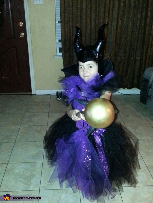 Maleficent, Maleficent Girl's Costume