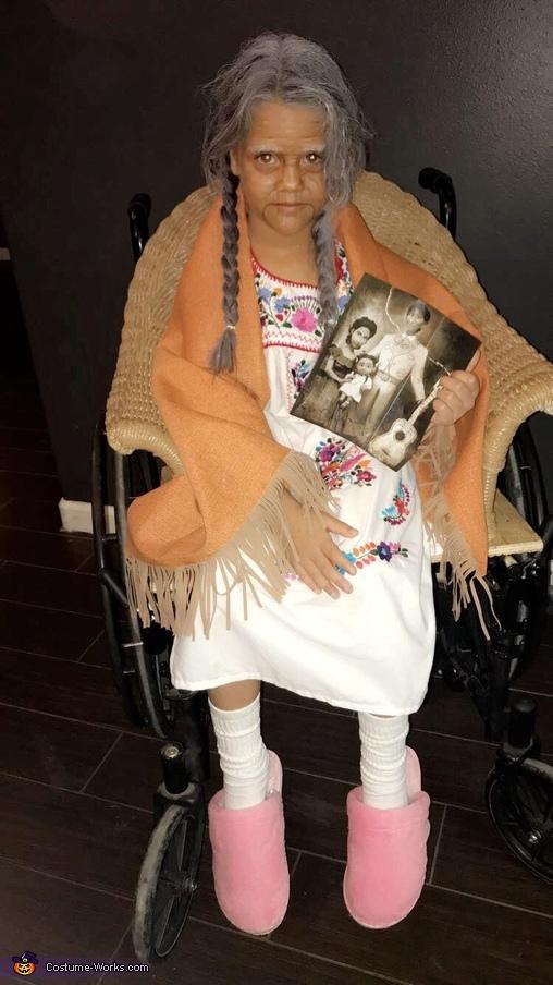 Mama Coco Costume