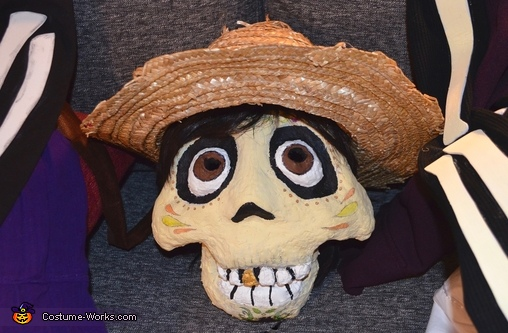 Mama Imelda and Hector Rivera from Coco Homemade Costume