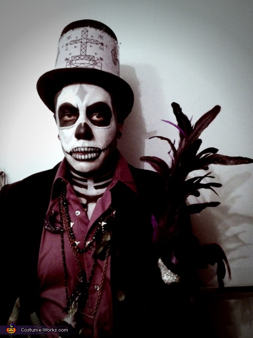 Voodoo Couple: Maman Brigitte and Baron Samedi