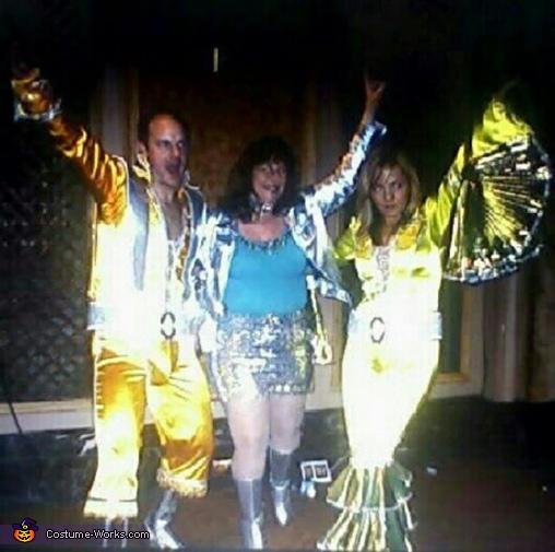 Mamma Mia Costume