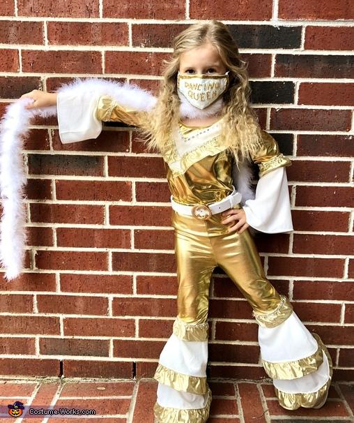 Mamma Mia Dancing Queen Costume