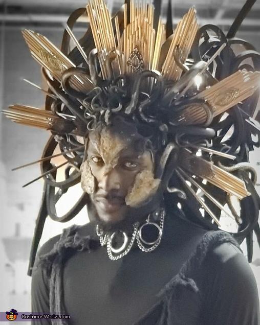 MANdusa Costume