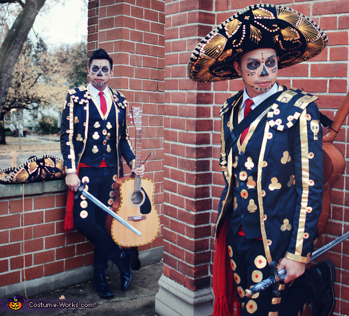 MANOLO, The Book of Life, The Book of Life Manolo Costume