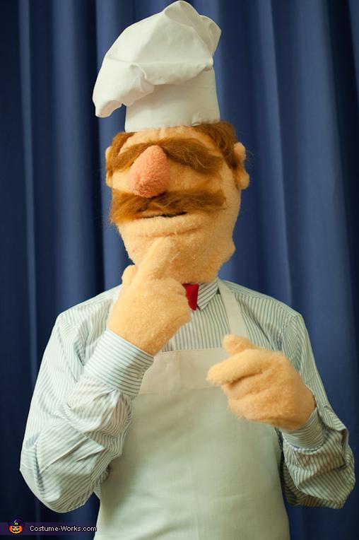 The Chef Costume