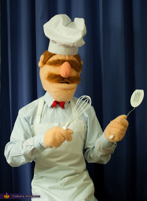 The Swedish Chef Costume