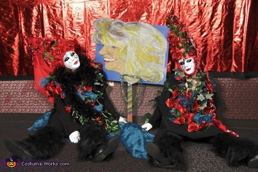 Mardi Gras Mayhem Costumes