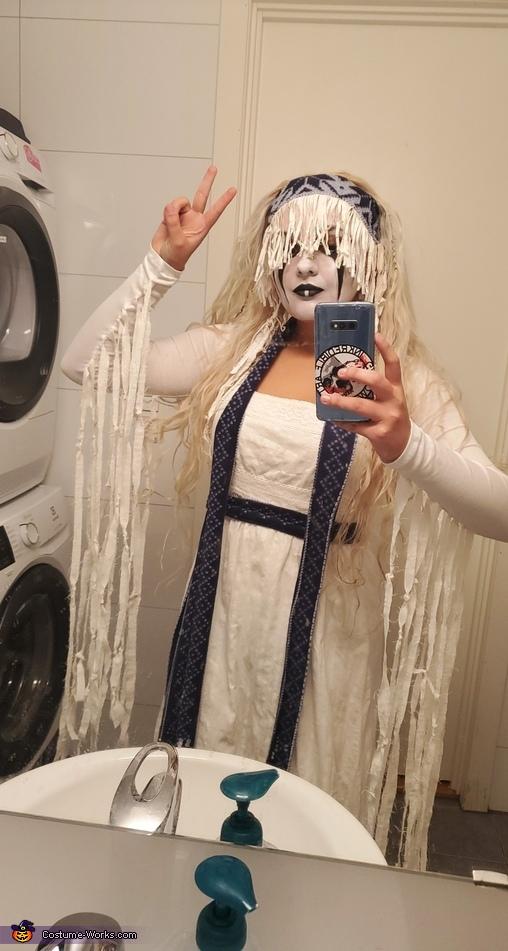 Maria Franz Homemade Costume