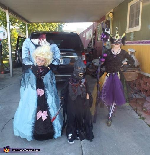 full costume 3, Marie Antoinette Costume