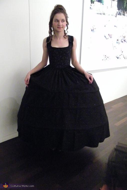 Undergarments, Marie Antoinette Costume