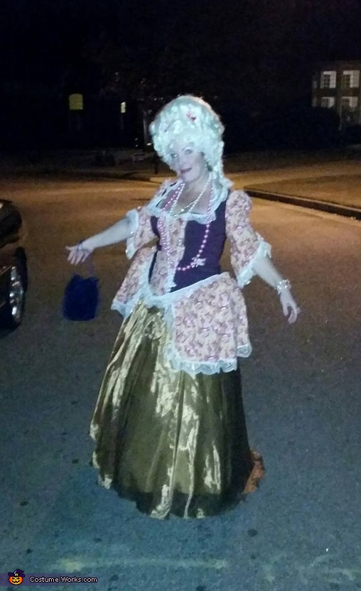 After the party - Marie-Antoinette, Marie Antoinette and Louis XVI Costume