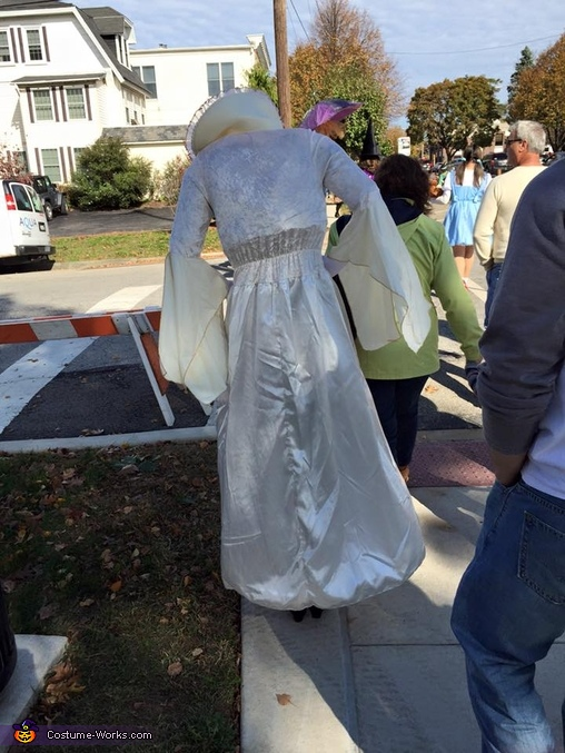 Marie Antoinette Headless Homemade Costume