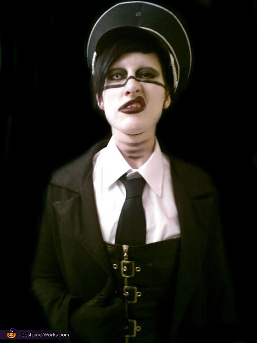 Marilyn Manson Costume