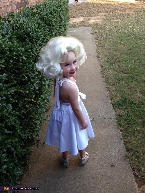 Marilyn Monroe Costume for Girls
