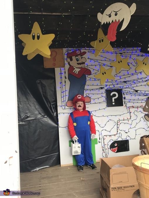 Mario, Mario Family Costume