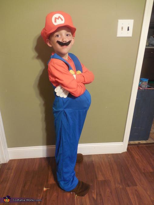mario, Mario Family Costumes